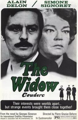 The Widow Couderc movie poster