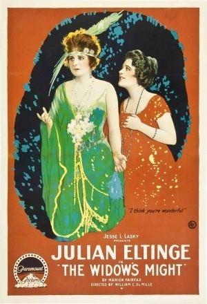 The Widows Might 1918 film Wikipedia
