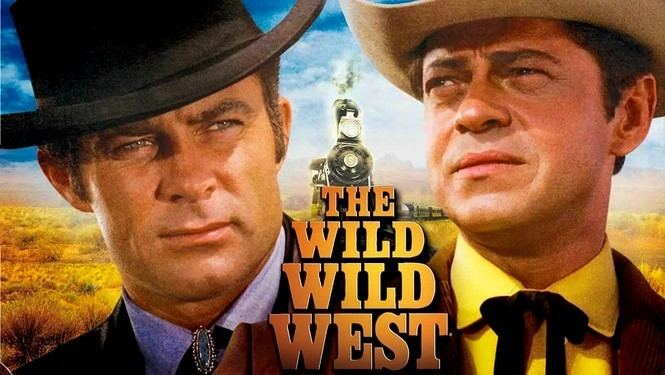 The Wild Wild West The Wild Wild West 1965 for Rent on DVD DVD Netflix