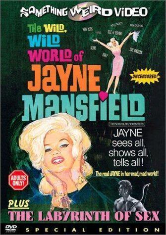 The Wild Wild World of Jayne Mansfield 1968 IMDb