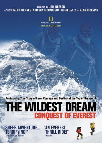 Amazoncom The Wildest Dream Conquest of Everest Liam Neeson