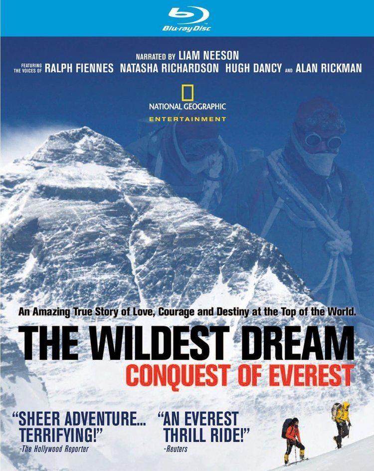 The Wildest Dream Conquest of Everest Bluray