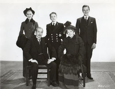 The Winslow Boy (1948 film) Caftan Woman ORDER IN THE COURT The Classic Courtroom Drama