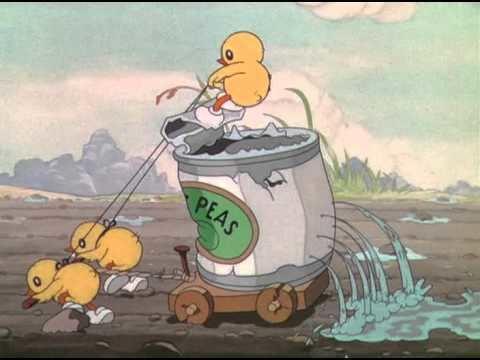 The Wise Little Hen 1934 Silly Symphony The Wise Little Hen Walt Disney YouTube