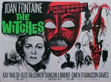 The Witches (1966 film) movie poster