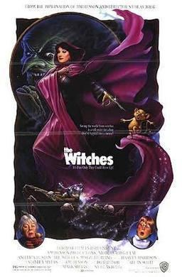 The Witches (1990 film) movie poster