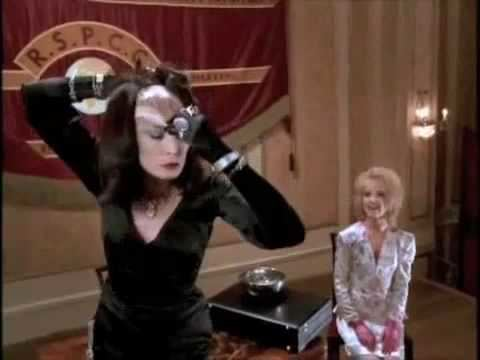 The Witches (1990 film) movie scenes Anjelica Huston Grand High Witch Best moments 4