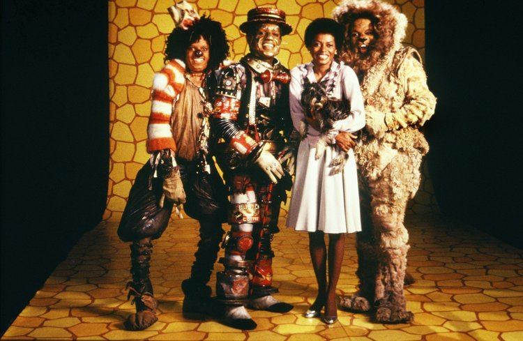 The Wiz (film) The Wiz Michael Jackson Behind the Scenes on the Original Timecom