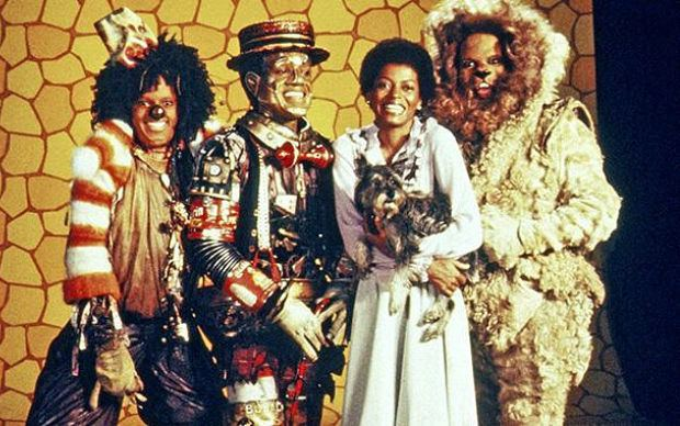The Wiz (film) The Wonderful Adaptions of Oz Quirk Books Publishers Seekers