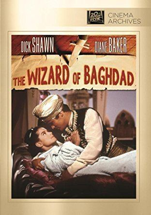 Amazoncom The Wizard of Baghdad Dick Shawn Diane Baker Barry