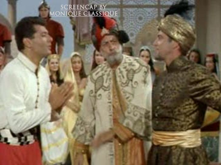 The Wizard of Baghdad 1960 John van Dreelen