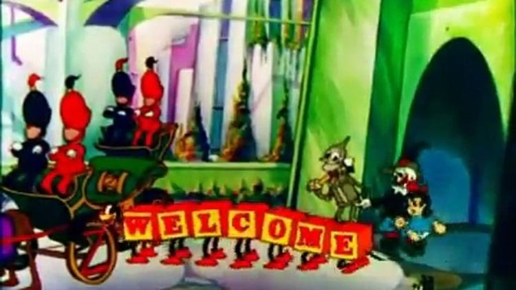 The Wizard of Oz (1933 film) Ted Eshbaugh The Wizard of Oz 1933 Ted Eshbaugh Video Dailymotion