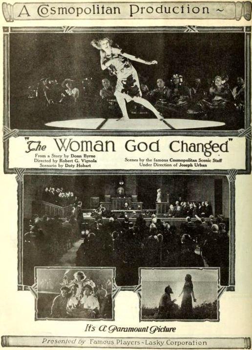 The Woman God Changed Wikipedia