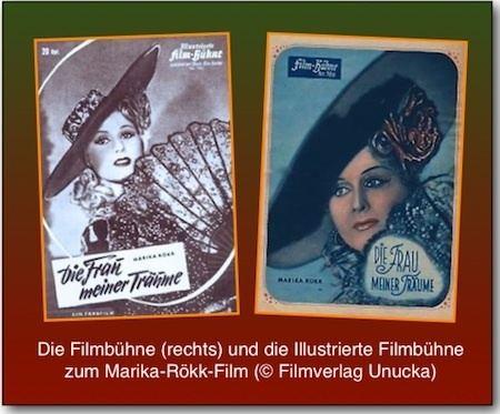 The Woman of My Dreams Die Frau meiner Trume DamalsKino