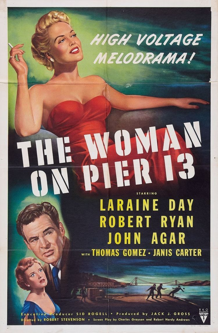 The Woman on Pier 13 The Woman on Pier 13 1949 Film Noir of the Week