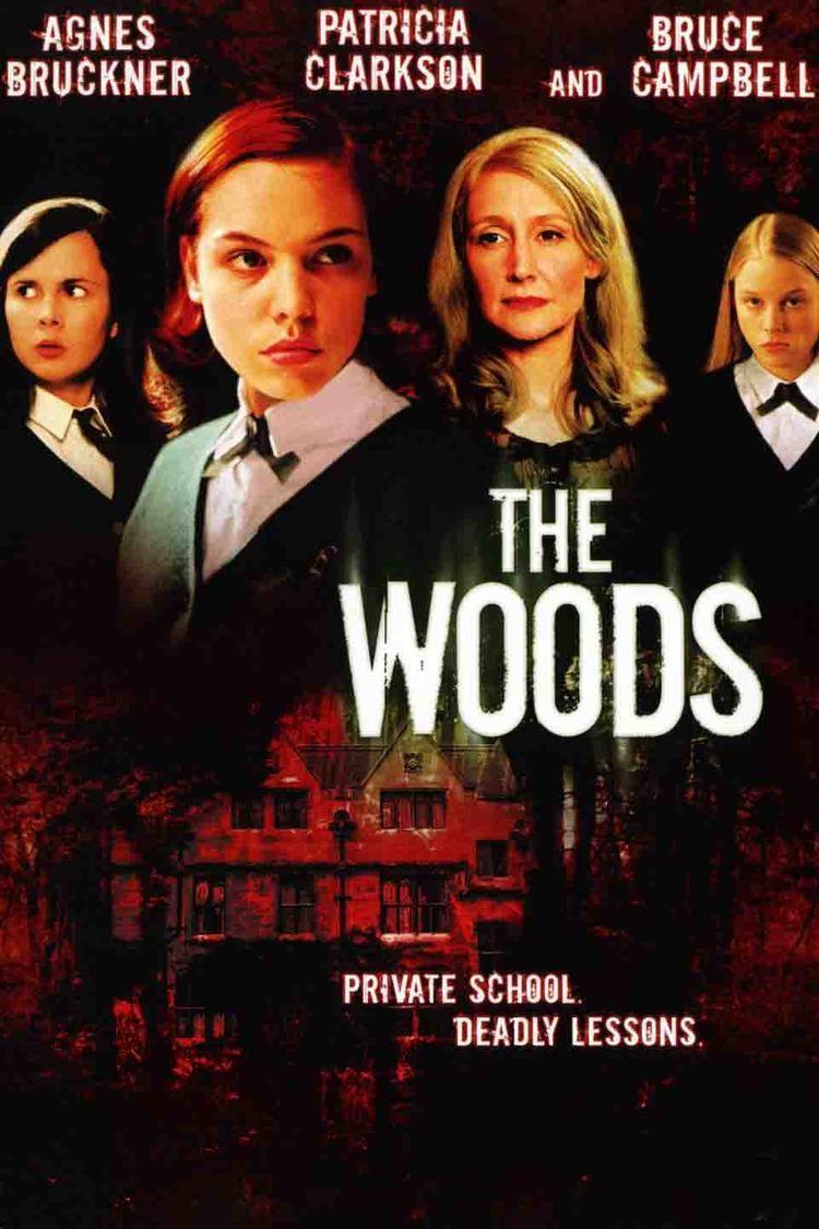 The Woods (2006 film) wwwgstaticcomtvthumbdvdboxart89359p89359d