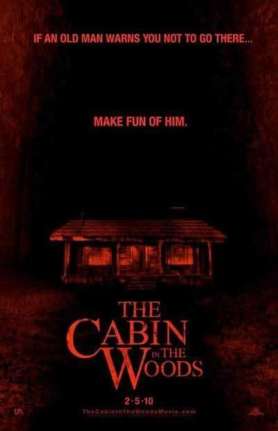 Film Review The Cabin in the Woods 2012 HNN