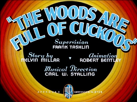 The Woods Are Full of Cuckoos movie scenes The Woods Are Full of Cuckoos 1937
