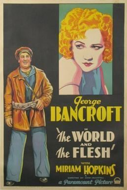 The World and the Flesh movie poster
