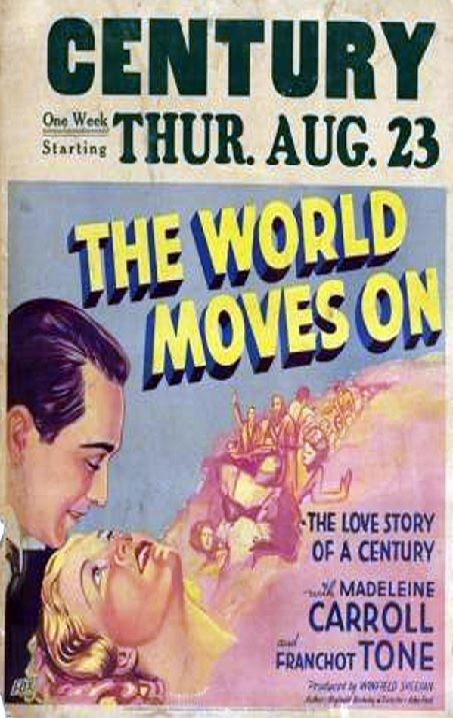 The World Moves On 1934