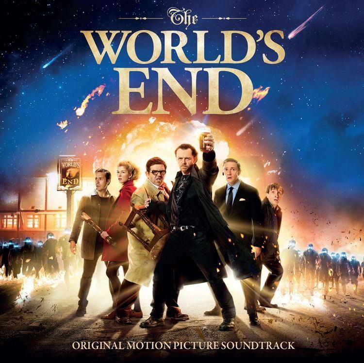 The Worlds End (film) movie scenes Check out the full track listing below and pre order your copy here http po st OSTpreorder The digital version of the soundtrack is available NOW