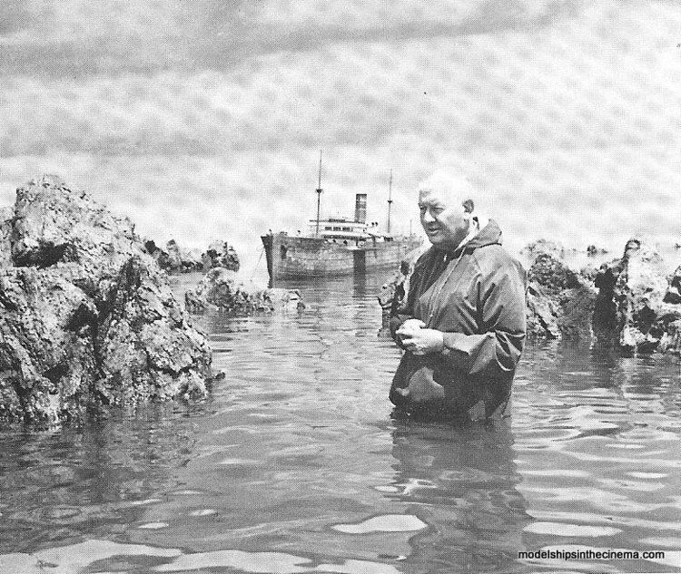 The Wreck of the Mary Deare 1959 modelshipsinthecinemacom