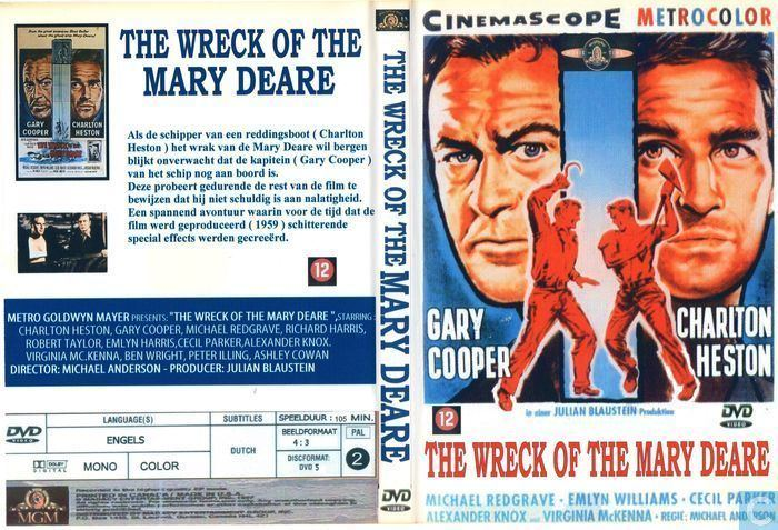 The Wreck of the Mary Deare DVD Catawiki