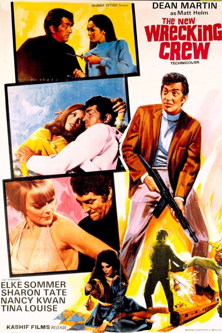 The Wrecking Crew (1968 film) wwwgstaticcomtvthumbmovieposters3940p3940p