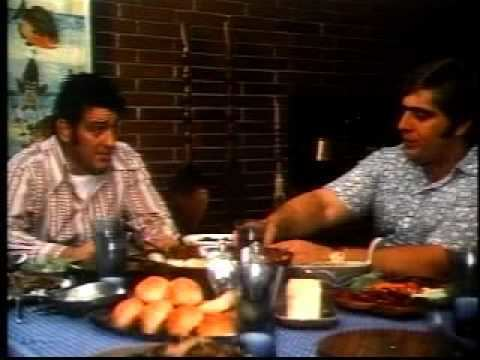 The Wrestler (1974 film) Dinner with Ric Flair Billy Robinson and Verne Gagne from The