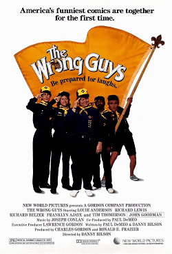 The Wrong Guys Film TV Tropes