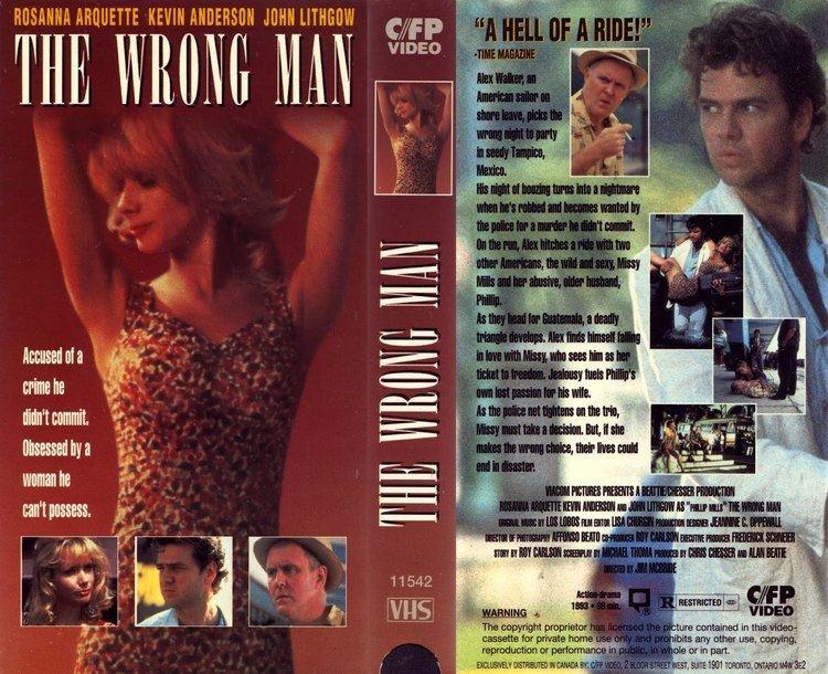 The Wrong Man 1993