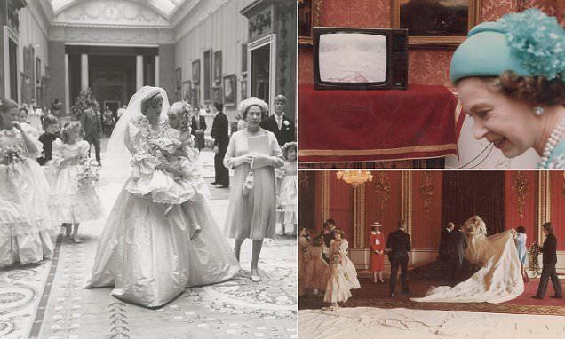The Xian Incident (film) movie scenes Never before seen pictures of Charles and Diana s wedding Behind the scene photos taken in 1981 are to be auctioned off