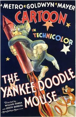 The Yankee Doodle Mouse movie poster