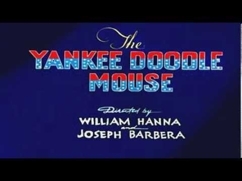The Yankee Doodle Mouse The Yankee Doodle Mouse 1943 recreation titles reloaded YouTube