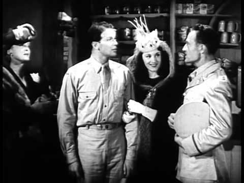 The Yanks Are Coming 1942 WWII COMEDY YouTube