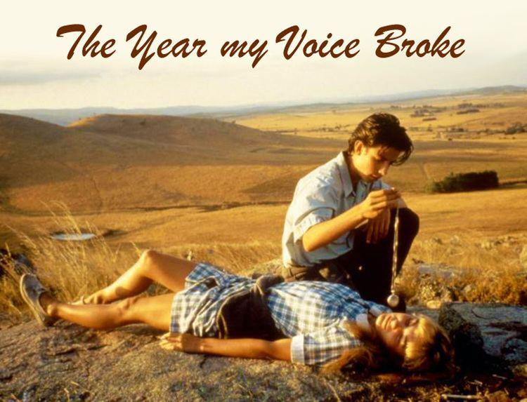 The Year My Voice Broke Intelliblog MOVIE MONDAY THE YEAR MY VOICE BROKE
