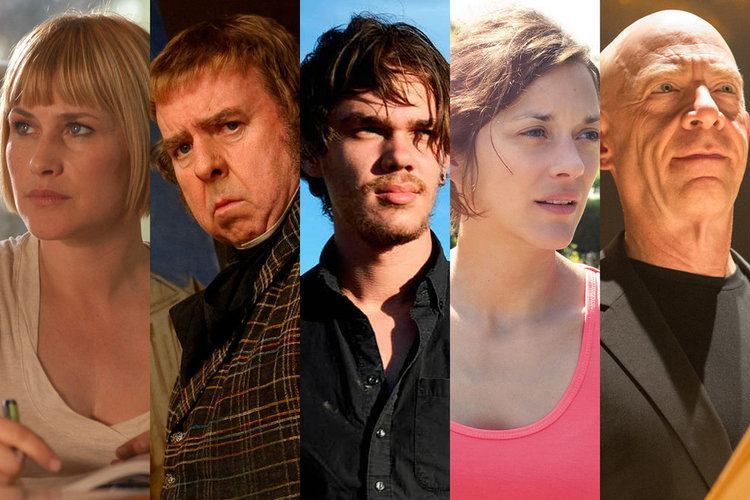The Year of the Mouse movie scenes New York Film Critics Circle votes Boyhood best film of the year