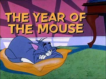 The Year of the Mouse movie poster