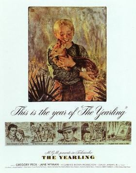 The Yearling (film) The Yearling film Wikipedia