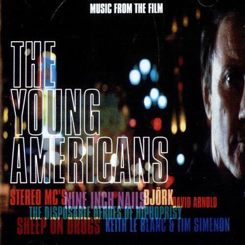 Original Soundtrack The Young Americans UK CD album CDLP 502468