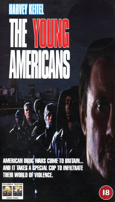 The Young Americans Iain Glen British Actor