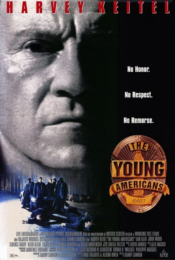 The Young Americans Movie Posters From Movie Poster Shop
