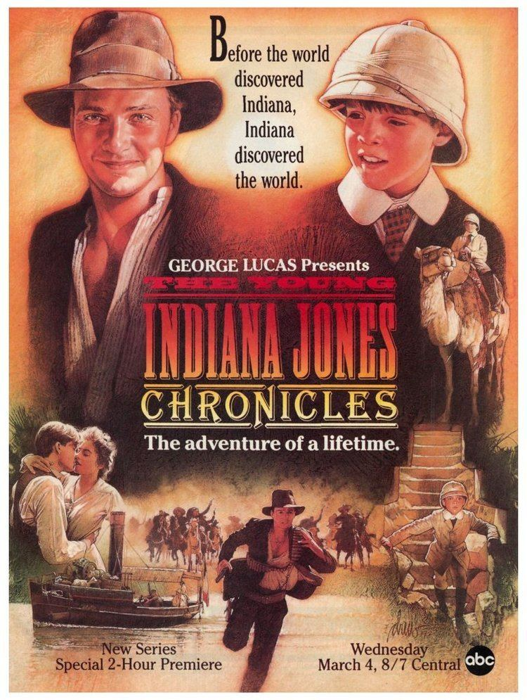 The Young Indiana Jones Chronicles The 5 best Young Indiana Jones Chronicles Episodes Nerd Reactor