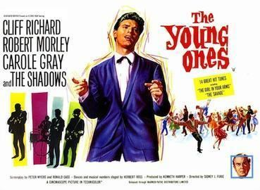 The Young Ones (1961 film) The Young Ones 1961 film Wikipedia
