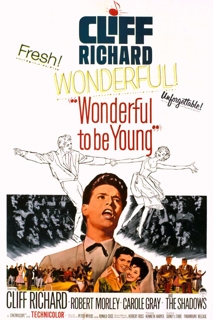 The Young Ones (1961 film) wwwgstaticcomtvthumbmovieposters45484p45484