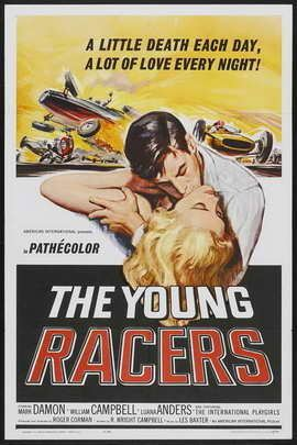 The Young Racers The Young Racers Movie Posters From Movie Poster Shop