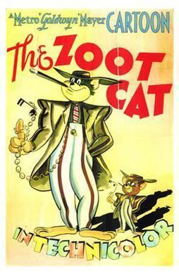 The Zoot Cat movie poster