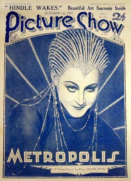 Thea von Harbou 13 Thea Von Harbou amp Metropolis SF Women of the 20th