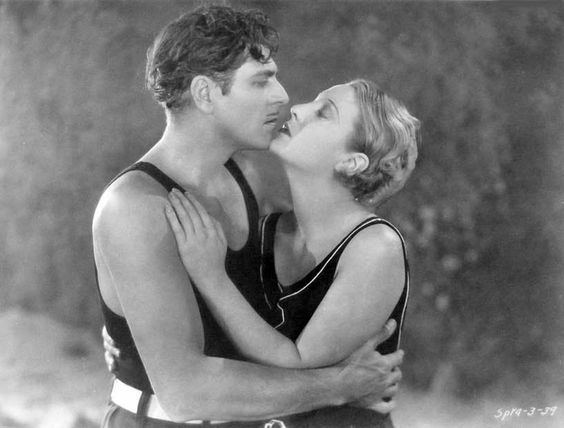 Warner Baxter Dorothy Mackaill in Their Mad Moment 1931 Love