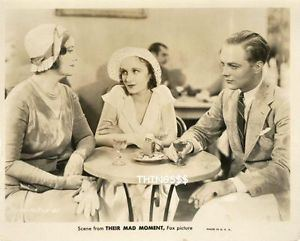THEIR MAD MOMENT1931DVD for sale